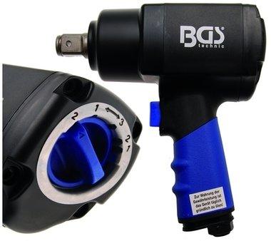 Bgs Technic 3/4 Perslucht Slagmoersleutel 1355 NM