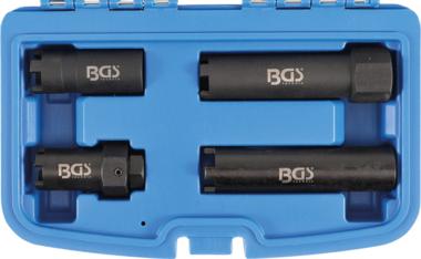 Bgs Technic Speciale vrachtwagen-dopsleutelset 4-delig