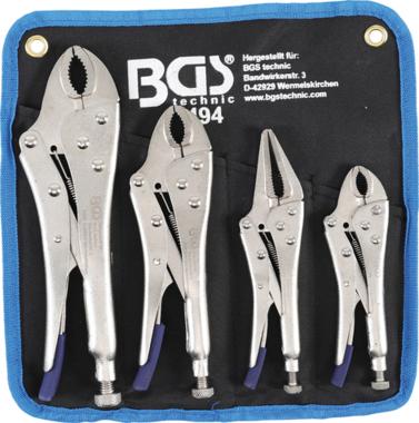 Bgs Technic Borgtang set 4 stuks