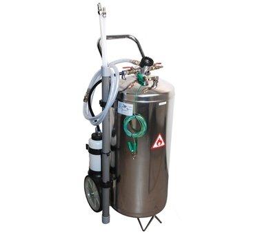 Bgs Technic Pneumatische brandstofzuiginrichting 40 liter