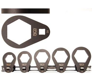 Bgs Technic 5-delige Oliefiltersleutel Set