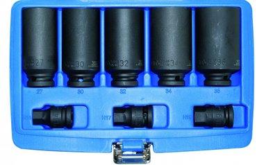 Bgs Technic 8-delige Aandrijfas Aansluiting Set