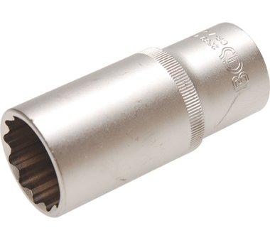 Bgs Technic Dopsleutel voor dieselverstuivers (1/2) 27 mm