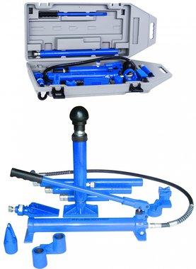 Bgs Technic Carosserie en Bumper reparatieset hydraulisch 10T