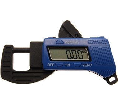 Bgs Technic Digitale micrometer 0 - 13 mm