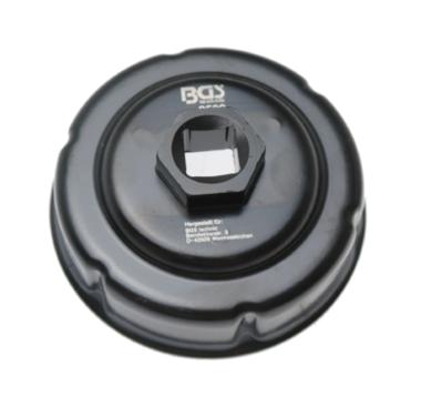 Bgs Technic Oliefiltersleutel 6-punts 76 mm voor BMW-motorfietsen