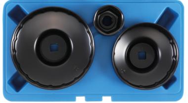 Bgs Technic Oliefilter Cup schroefsleutel Set voor Renault dCI Motoren