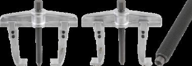 Parallelle trekker, fijne draad, 2 poten 100 - 250 mm