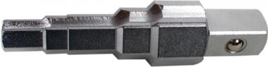 Bgs Technic Radiatorsleutel 1/2, 5 stappen, inchmaten