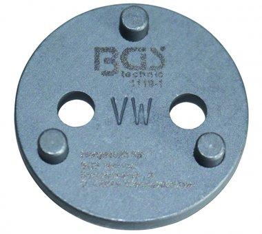 Remzuigeradapter voor VAG, Ford, Renault met elektrische handrem