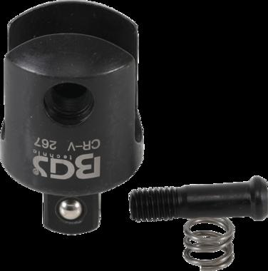 Bgs Technic Reparatieset voor kniesleutel voor BGS-267
