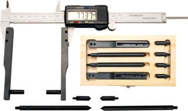 Schuifmaat Accessoire Kit voor Remklauwen