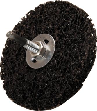 Bgs Technic Slijpschijf zwart diameter 100 mm 16 mm bevestigingsgat