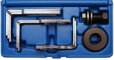 Sleutelset voor brandstoftank Zenders
