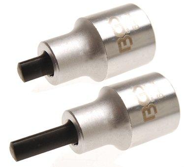Bgs Technic Spreider Aansluiting Set voor Veer Strut Klem 5 x 7 mm en 5,5 x 8,2 mm