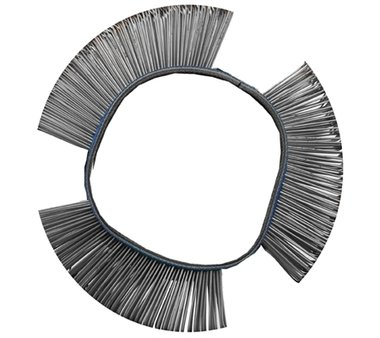 Bgs Technic Draadborstel recht diameter 103 x 23 x 0,5 mm
