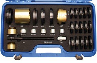 Bgs Technic Wiellager (de) montage AUDI