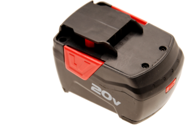 Vervangende batterij Li-Ion 20 V / 1,5 Ah