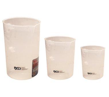 Bgs Technic 3-delige Meten Cup Set