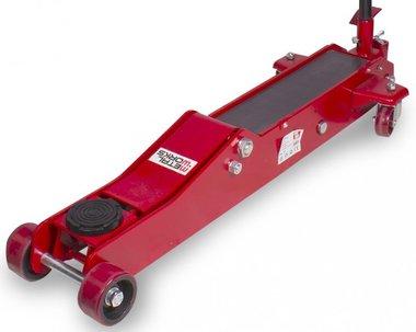 Hydraulische garagekrik 3t - extra lang en laag voor sportieve wagens