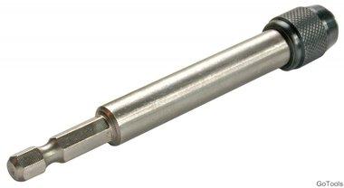 Bgs Technic Automatische Bithouder, 1/4, 100 mm