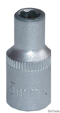 1/4  super lock dop, 5 mm