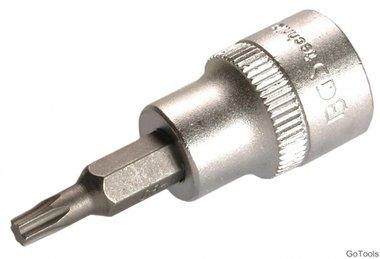 Bitaansluiting 10 mm (3/8) aandrijving Torx- T20