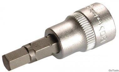 Dopsleutelbit 10 mm (3/8) INBUS 7 mm