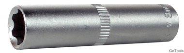 1/4  super lock dop (diepe), 9 mm