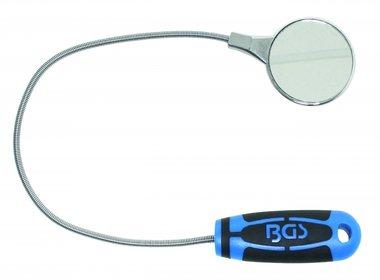 Bgs Technic Inspectiespiegel, rond diameter 55 mm