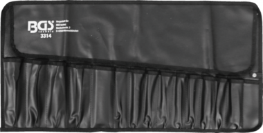 Bgs Technic Roll-up Bag voor Tools with 15 Compartments 660 x 320 mm empty