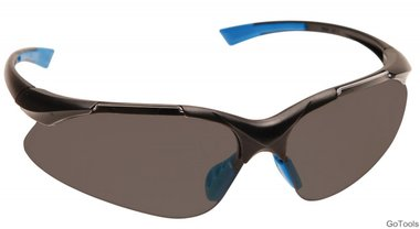 Bgs Technic Veiligheidsbril, grijs getint