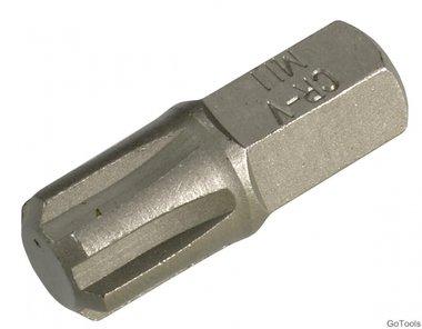 Ribe bit, 30 mm lang, m11