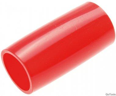 Bgs Technic Plastic cover (rood) voor 21 mm Impact kracht dop van