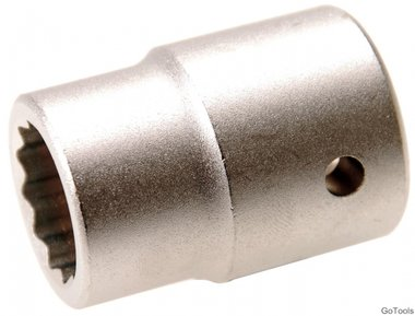 3/4 Dop 12-kant 21 mm
