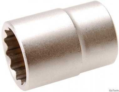 3/4 Dop 12-kant 27 mm