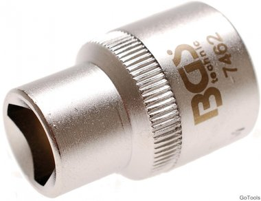 Bgs Technic 3-pt voor barriares dop, m8 (12 mm)