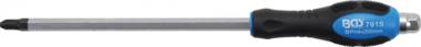 Schroevendraaier met zeskantprofiel kruiskop PH4 Meslengte 200 mm