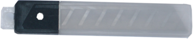 Reserve afbreekmes 18mm 10 stuks