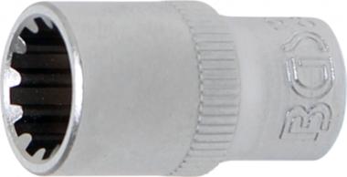 Dopsleutel Gear Lock 6,3 mm (1/4) 9 mm