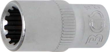 Dopsleutel Gear Lock 6,3 mm (1/4) 8 mm