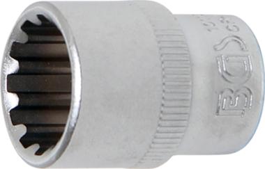 Dopsleutel Gear Lock 6,3 mm (1/4) 13 mm