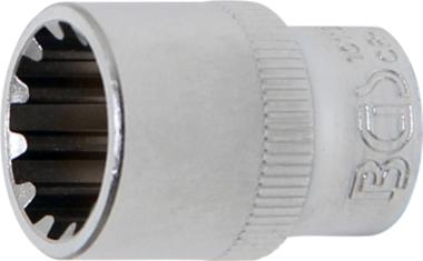Dopsleutel Gear Lock 6,3 mm (1/4) 12 mm