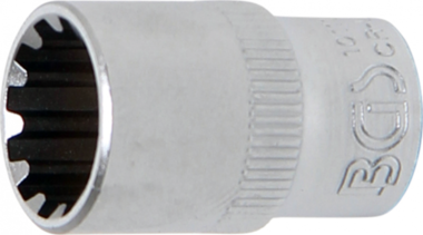 Dopsleutel Gear Lock 6,3 mm (1/4) 11 mm