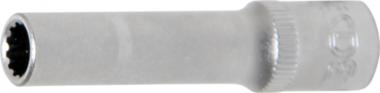 Dopsleutel Gear Lock, diep 6,3 mm (1/4) 6 mm