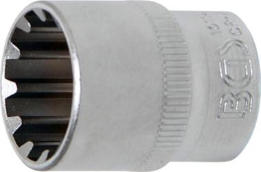 Dopsleutel Gear Lock 6,3 mm (1/4) 14 mm