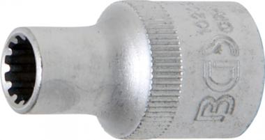 Dopsleutel Gear Lock 12,5 mm (1/2) 9 mm