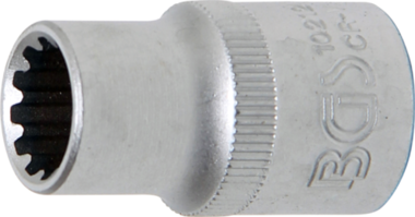 Dopsleutel Gear Lock 12,5 mm (1/2) 12 mm