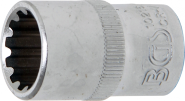 Dopsleutel Gear Lock 12,5 mm (1/2) 16 mm