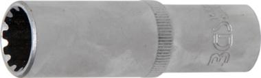 Dopsleutel Gear Lock, diep 10 mm (3/8) 13 mm